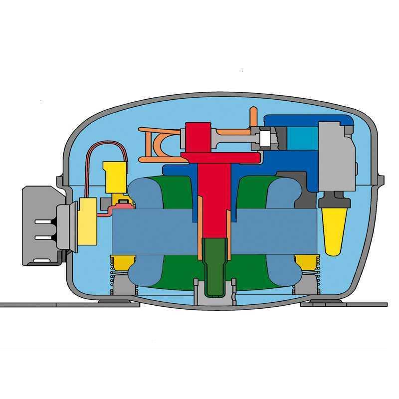 FR40 elektromos hűtőláda, 38L