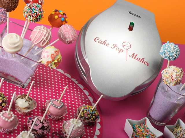 Sütemény készítő, pálcikás 'PopCake' | Aspico Kft.